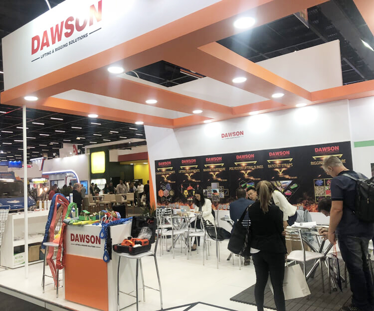 DAWSON - Brazil Feicon Batimat 2019 Show - China Manufacturer, Supplier