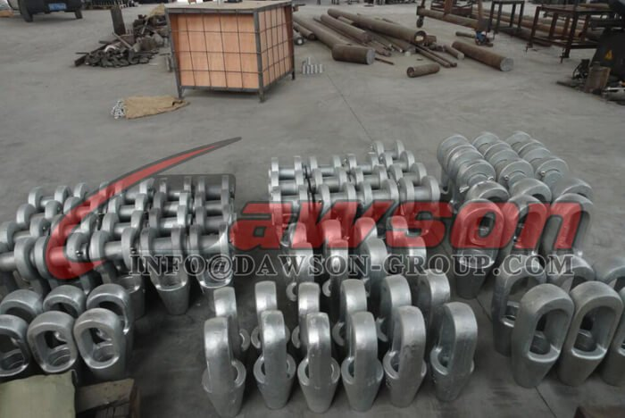 Closed Spelter Sockets for Wire Rope - Dawson Group Ltd. - China Manufacturer