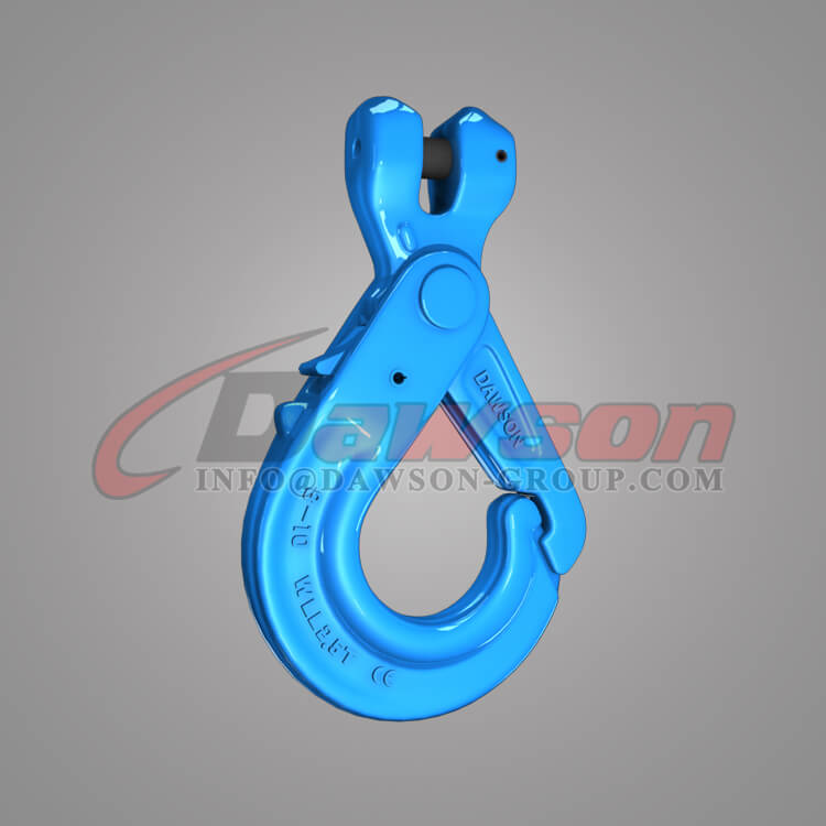 Grade 100 Special Clevis Self-locking Hook with Grip - Dawson Group Ltd. - China Factory, Exporter