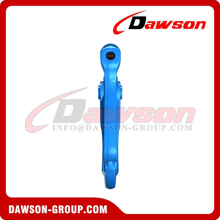 G100 Special Clevis Self-locking Hook with Grip - Dawson Group Ltd. - China Manufacturer