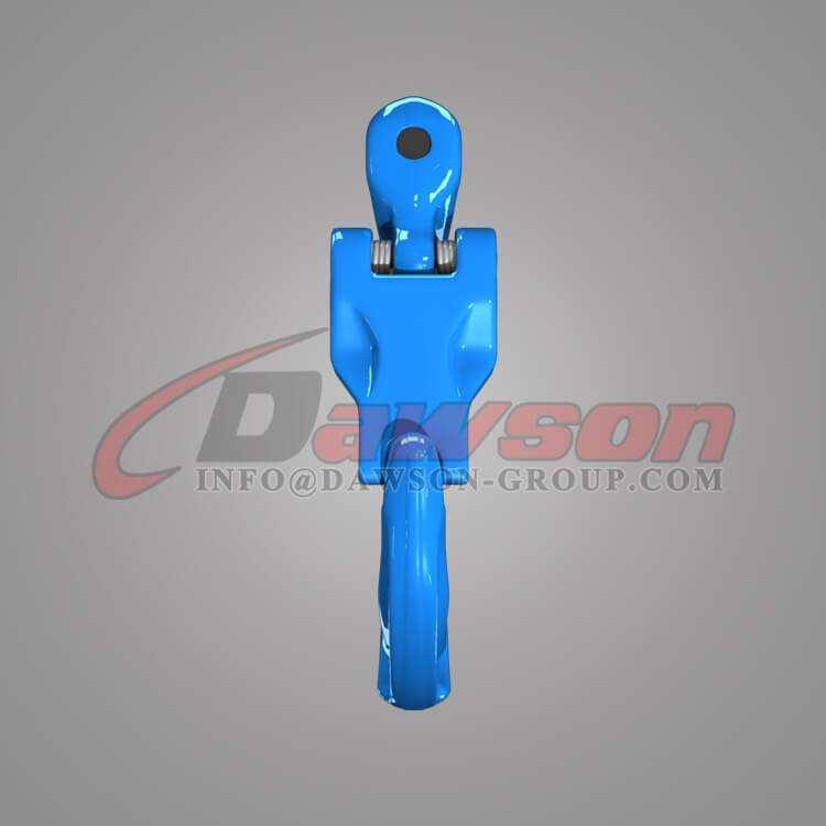 Grade 100 Clevis Sling Hook with Cast Latch - Dawson Group - China Supplier, Factory