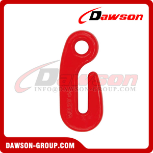 G80 / Grade 80 Special Shaped Eye Type Hook for Lashing and Pulling