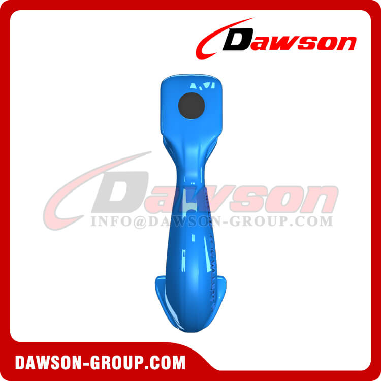 G100 Clevis Shortening Cradle Grab Hook with Wings for Crane Lifting Chain Slings - Dawson Group Ltd. - China Manufacturer