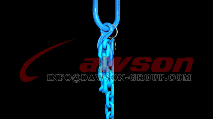 Application of G100 Master Link Assembly with Grab Hook - Dawson Group Ltd. - China Manufacturer, Supplier