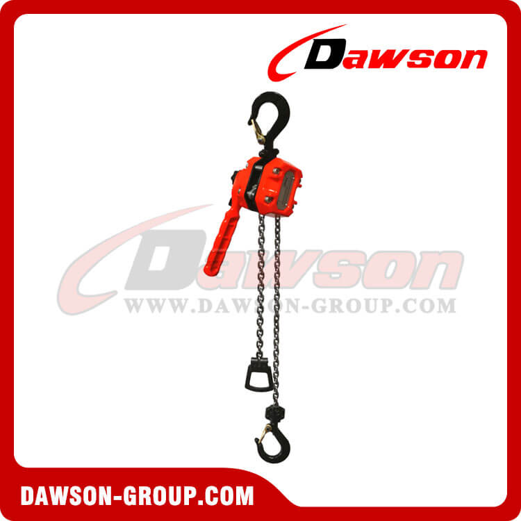 DS Model 0.25T - 3T Aluminum Lever Block for Lashing