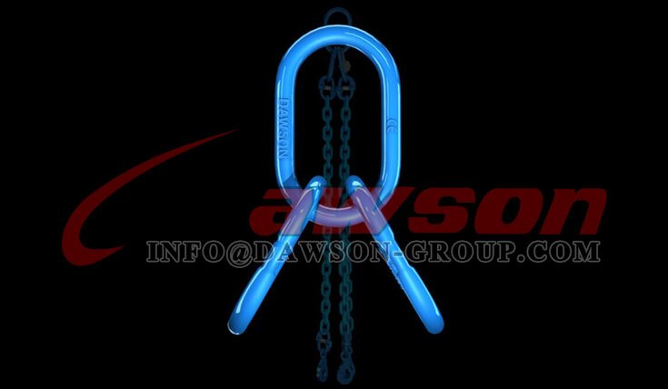Application of G100 Master Link Assembly for Wire Rope Slings - Dawson Group Ltd. - China Factory, Exporter