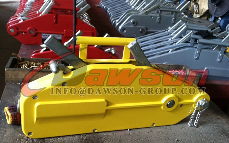 Wire Rope Pulling Hoist - Dawson Group Ltd. - China Manufacturer