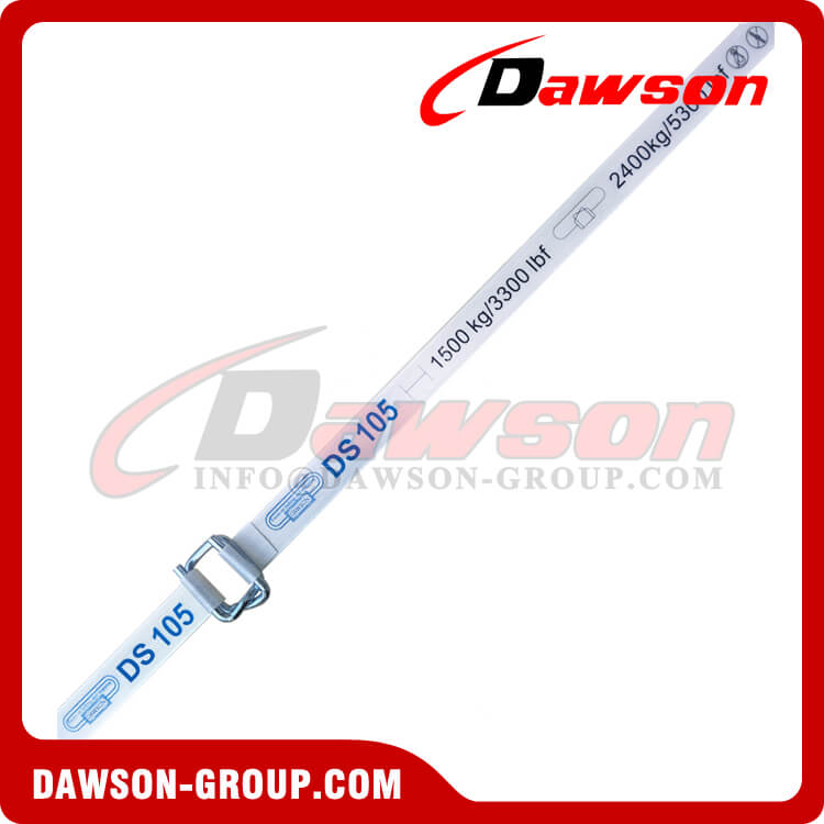 32mm Polyester Cord Composite Strap, One Way Cord Strap - Dawson Group Ltd. - China Factory
