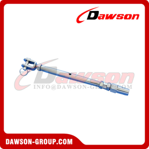 Stainless Steel Rigging Screw with Swageless Fork