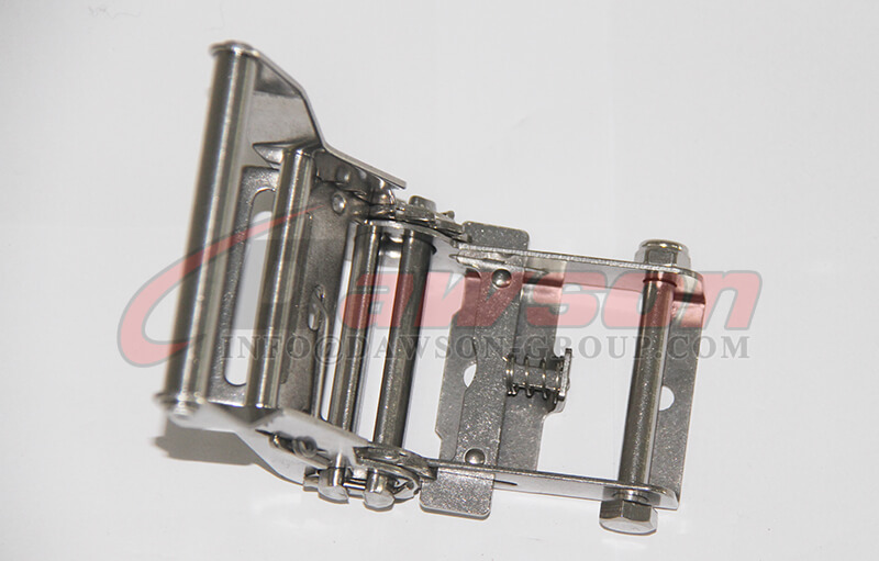 50MM Stainless Steel Ratcheting Buckle, Lashing Buckle - China Manufacturer, Supplier