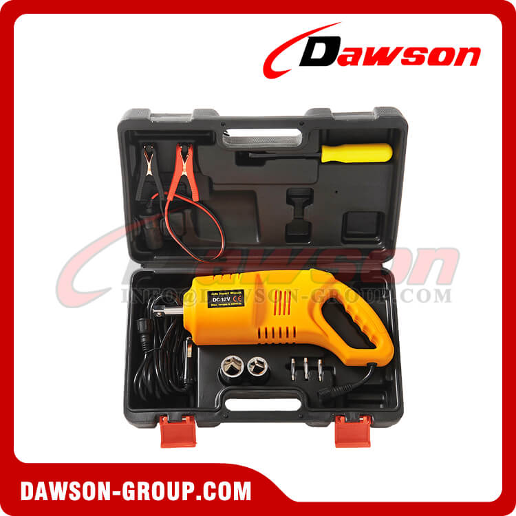 12V DC Electric Impact Wrench, Auto Impact Wrench - Dawson Group Ltd. - China Manufacturer, Factory