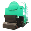 Biomass Fired Steam Boiler with PLC Control System