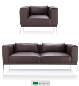 Three Seater Office Sofa H-116