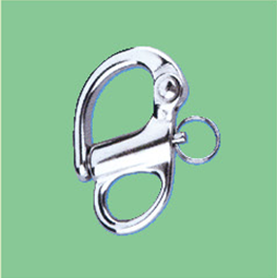 S/S FIXED SNAP SHACKLE