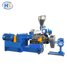 SP-52D/150 Two Stage Twin Screw Extruder and Single Screw Extruder with Water Ring Pelletizer