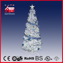 (T210R-S01) Revolving Lighting Christmas Tree