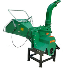 TM PTO Mechanical Feeding Chipper