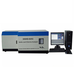 DSHD-0253 Sulfur and Chlorine Analyzer