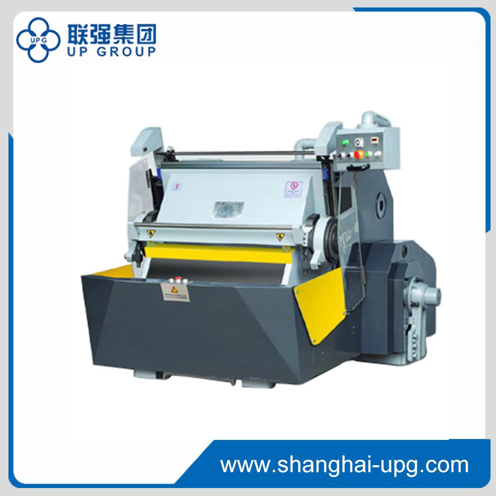 ML 101D Type Flat Press Creasing Die Cutting Machine Heavy Duty