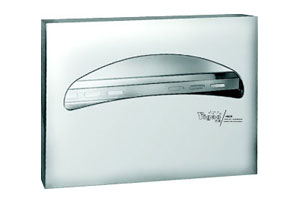 Stainless Steel 1/2 Toilet Paper Holder used in VIP room KW-A46
