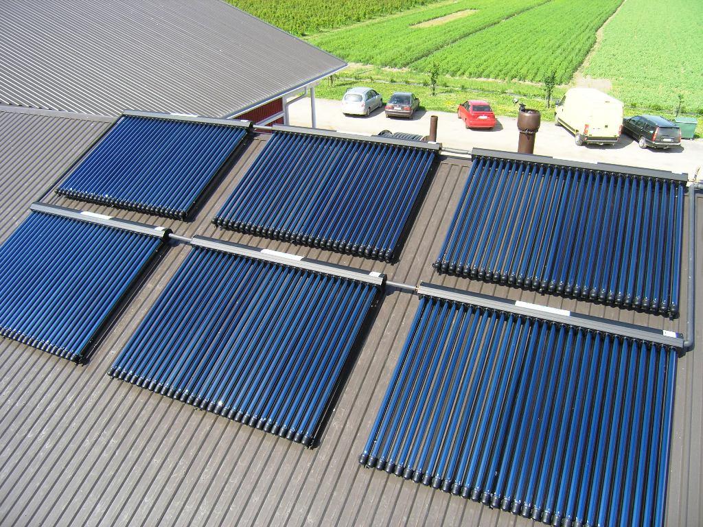 Split Pressurized Solar Water Heater (SPA-58/1800-20)
