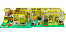 Kids Amusement Soft Indoor Playground 6610A
