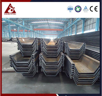 Steel sheet pile manufacturer which is largest in China