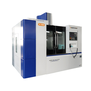 Precision High Speed CNC Vertical Machining Center V-10S (12000rpm) for Metal Machining