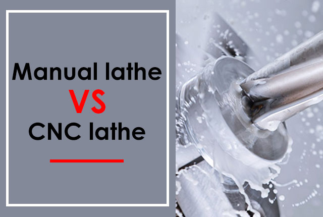 The difference between manual lathes, CNC lathes, and vertical lathes