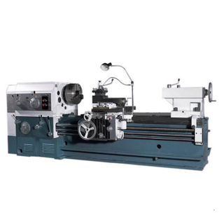 CW6180 Heavy Duty Horizontal Metal Lathe Machine Price with CE