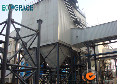 Steel Mill Air Pollution Control Flue Gas Filter System Dust Collector