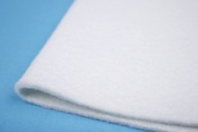 900 gsm Side Glazed Polypropylene Felt Filter Press Cloth