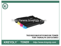 TK5195/5196/5197/5198/5199 COLOR TONER FOR TASKALFA 2551CI/306CI