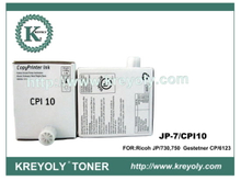 Ricoh JP7/CPI10 Ink Cartridge for JP1250/1225/1235
