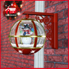 (LW30033H-RJ11) Red Festival Wall Light Western Style LEDs Decoration