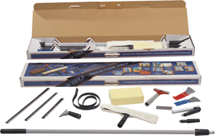 Glass Cleaning Kit with Whole Cleaning Tools (YG-53)