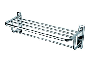 201Stainless Steel Towel Rack for Hotel (KW-6063)