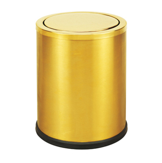 Titanium color Waste Bin for room KL-52C