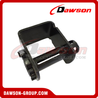 Notched Sliding Winch - Flatbed Truck Winches for Cargo Lashing Straps
