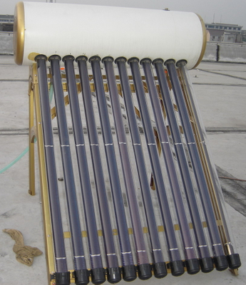High Pressure Solar Water Heater