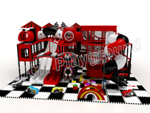 Hot Sale Indoor Amusement Soft Playground for Children 6619A