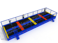 MICH Indoor Trampoline Park Design for Amusement 3067A