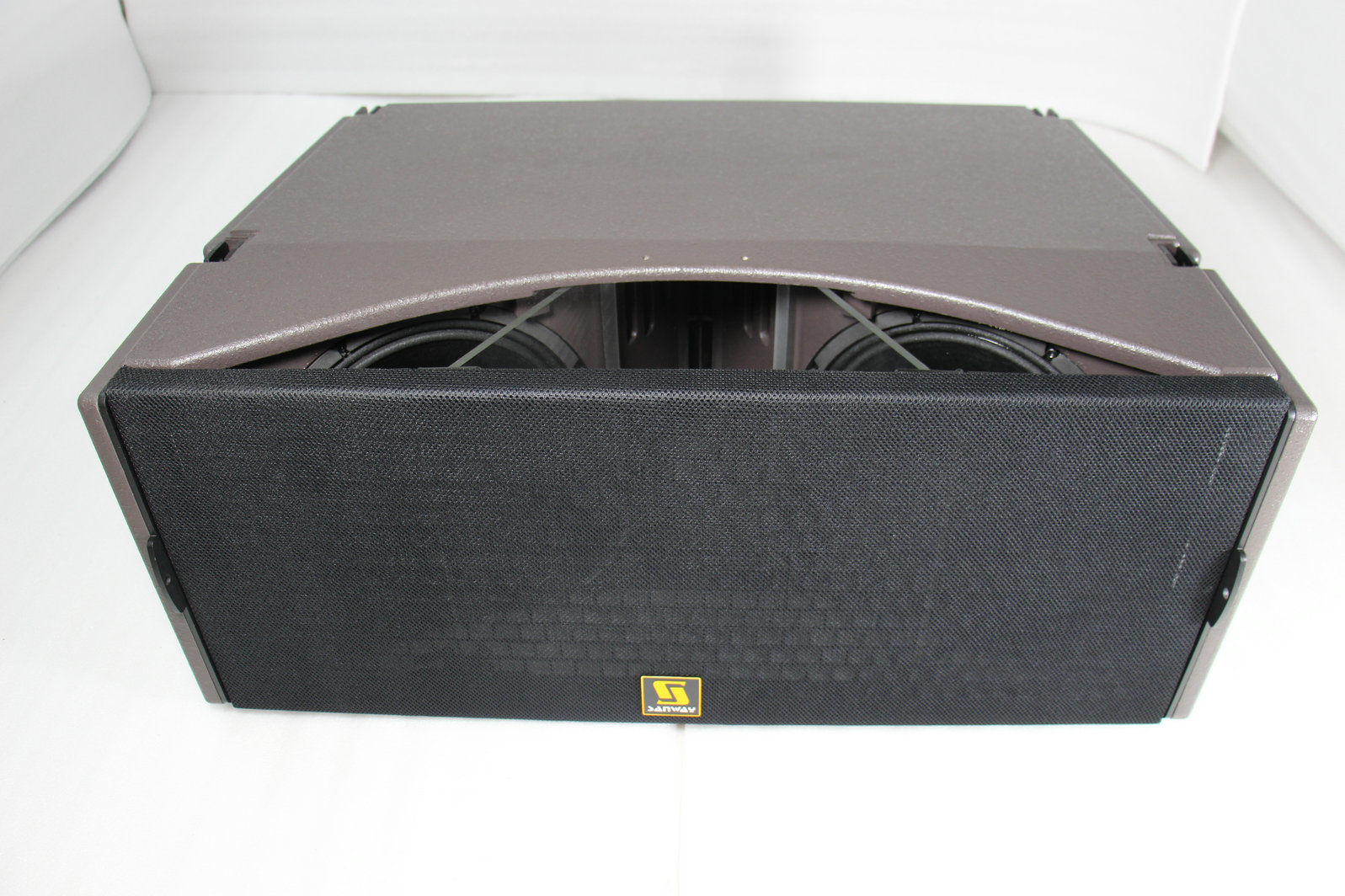 KUDO Tri Way Dual 12 Zoll Pro Audio Line Array Lautsprecherbox