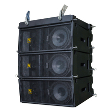 "W8LM Dual 8 ""Touring Mini Line Array Speaker"