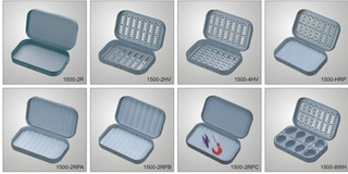 1500 series aluminium fly box