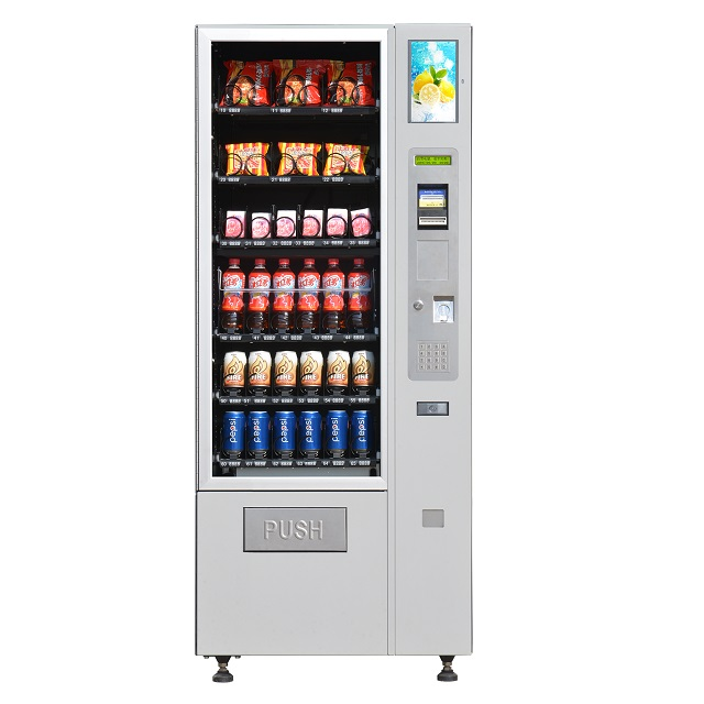 VCM4-3000 Combo Vending Machine