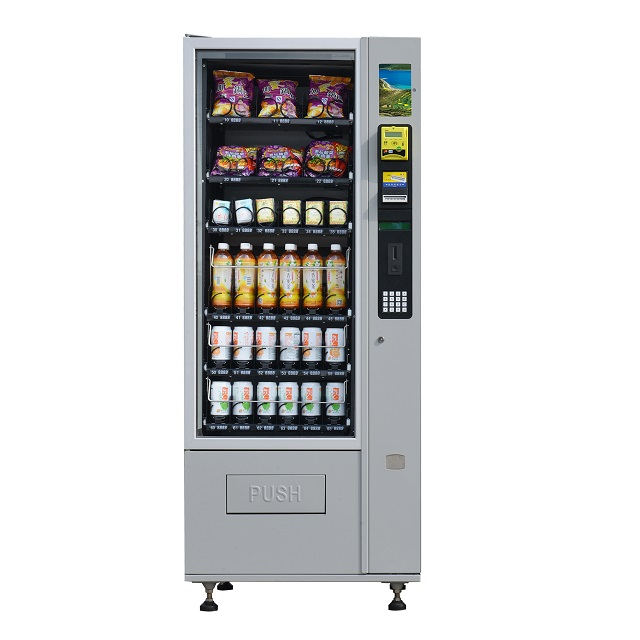 CV0900 Combo Vending Machine