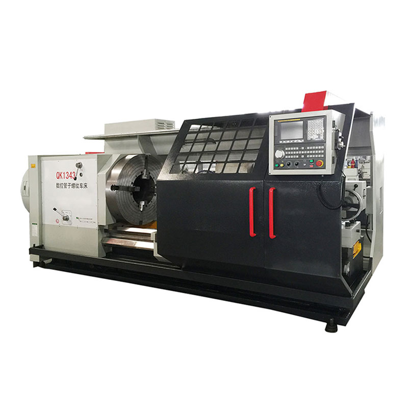 QK1343 CNC Lathe CNC Pipe Threading Lathe Machine with CE/ISO