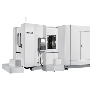 HMC63 China High Precision Horizontal CNC Machining Center