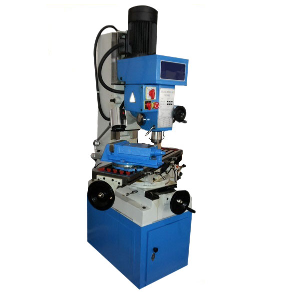 ZX50C Mini Drilling And Milling Machine with 50mm Drilling Diameter Capacity